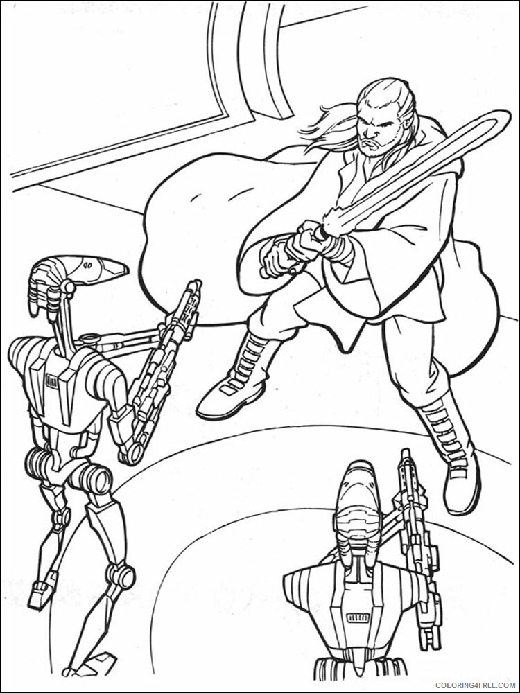 Star Wars Coloring Pages TV Film Star Wars 27 Printable 2020 07986 Coloring4free