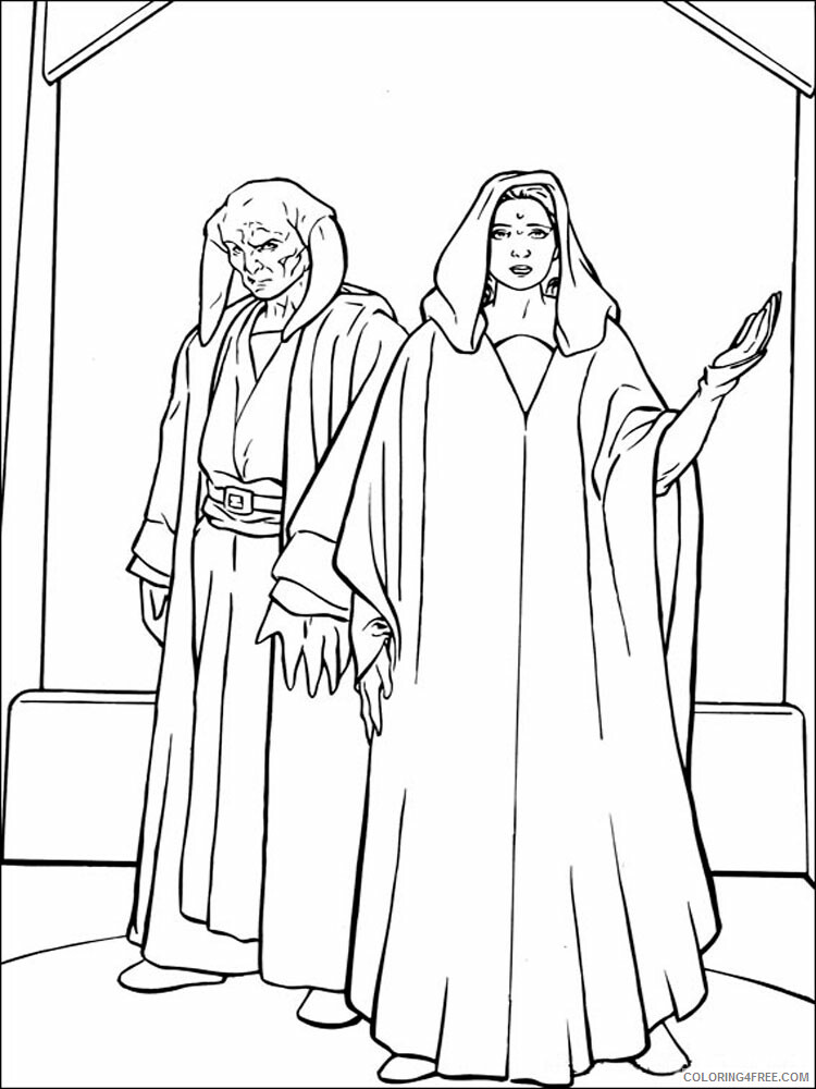 Star Wars Coloring Pages TV Film Star Wars 39 Printable 2020 07999 Coloring4free