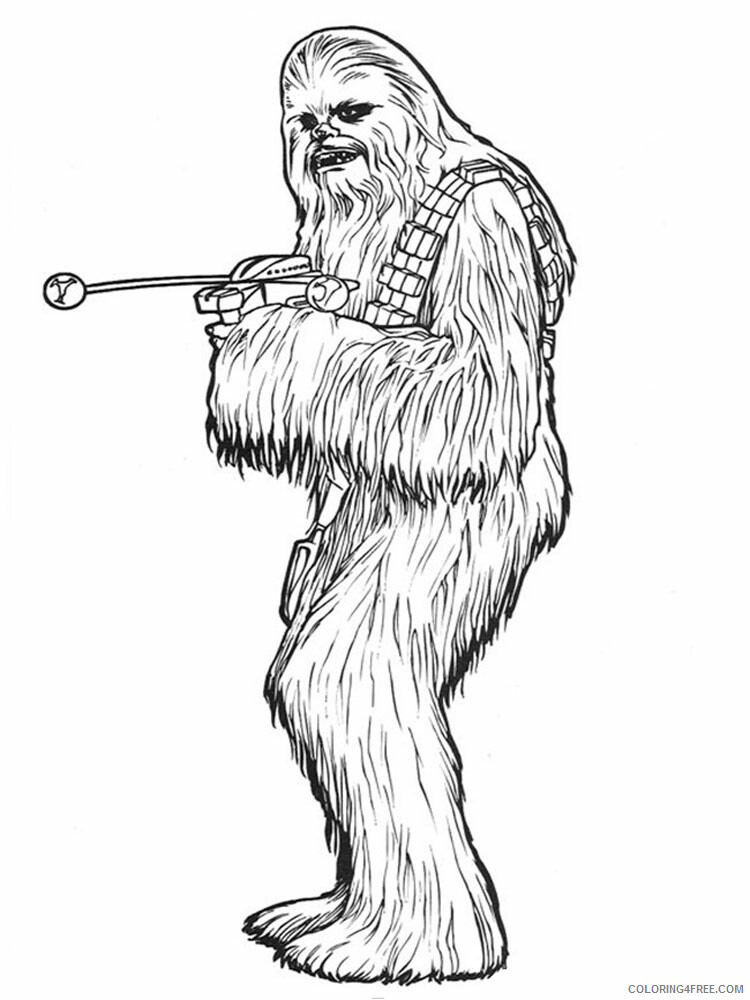 Star Wars Coloring Pages TV Film Star Wars 47 Printable 2020 08008 Coloring4free