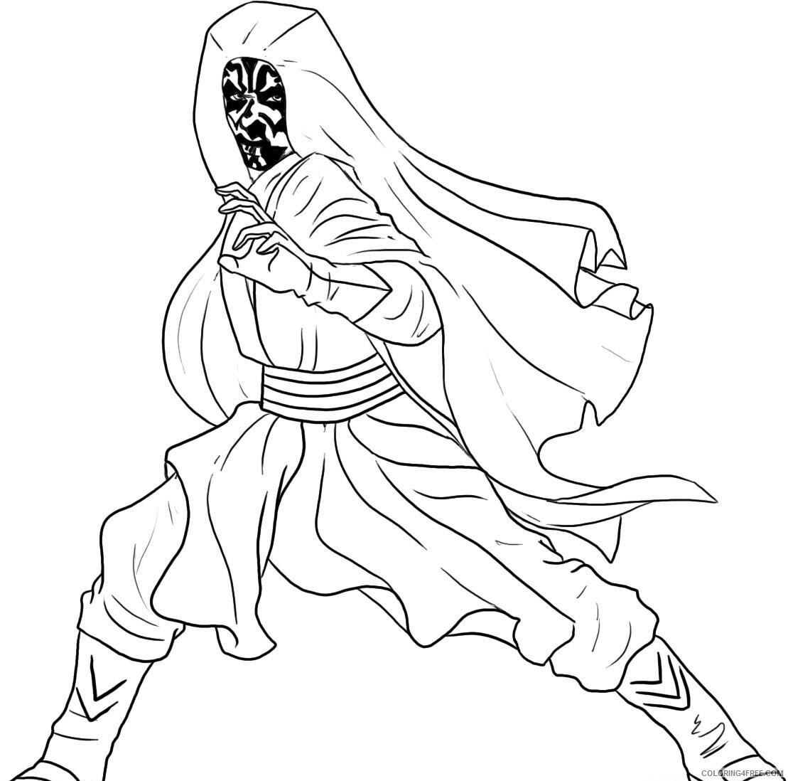 Star Wars Coloring Pages TV Film Star Wars Printable 2020 08031 Coloring4free