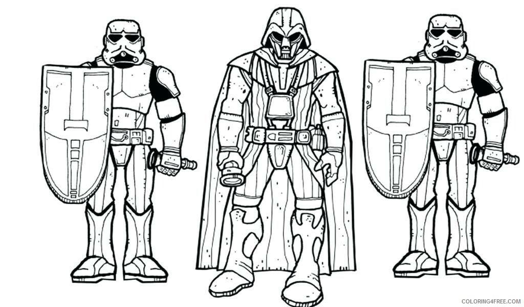Star Wars Coloring Pages TV Film Star Wars Storm Trooper Printable 2020 08049 Coloring4free