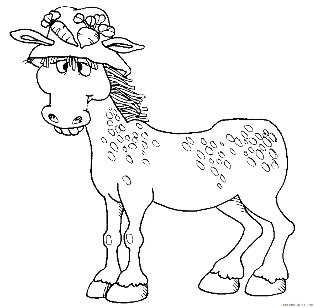 Strawberry Shortcake Coloring Pages TV Film Printable 2020 08111 Coloring4free