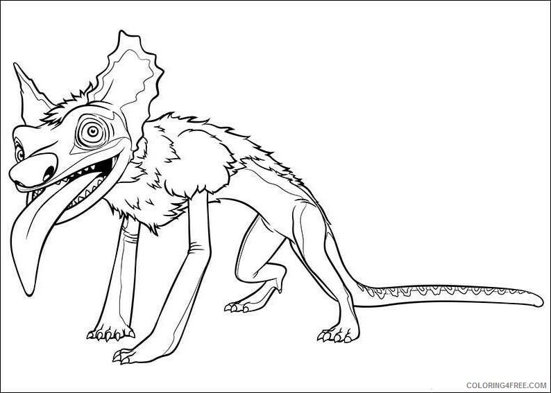 The Croods Coloring Pages TV Film die croods oOHkC Printable 2020 08606 Coloring4free