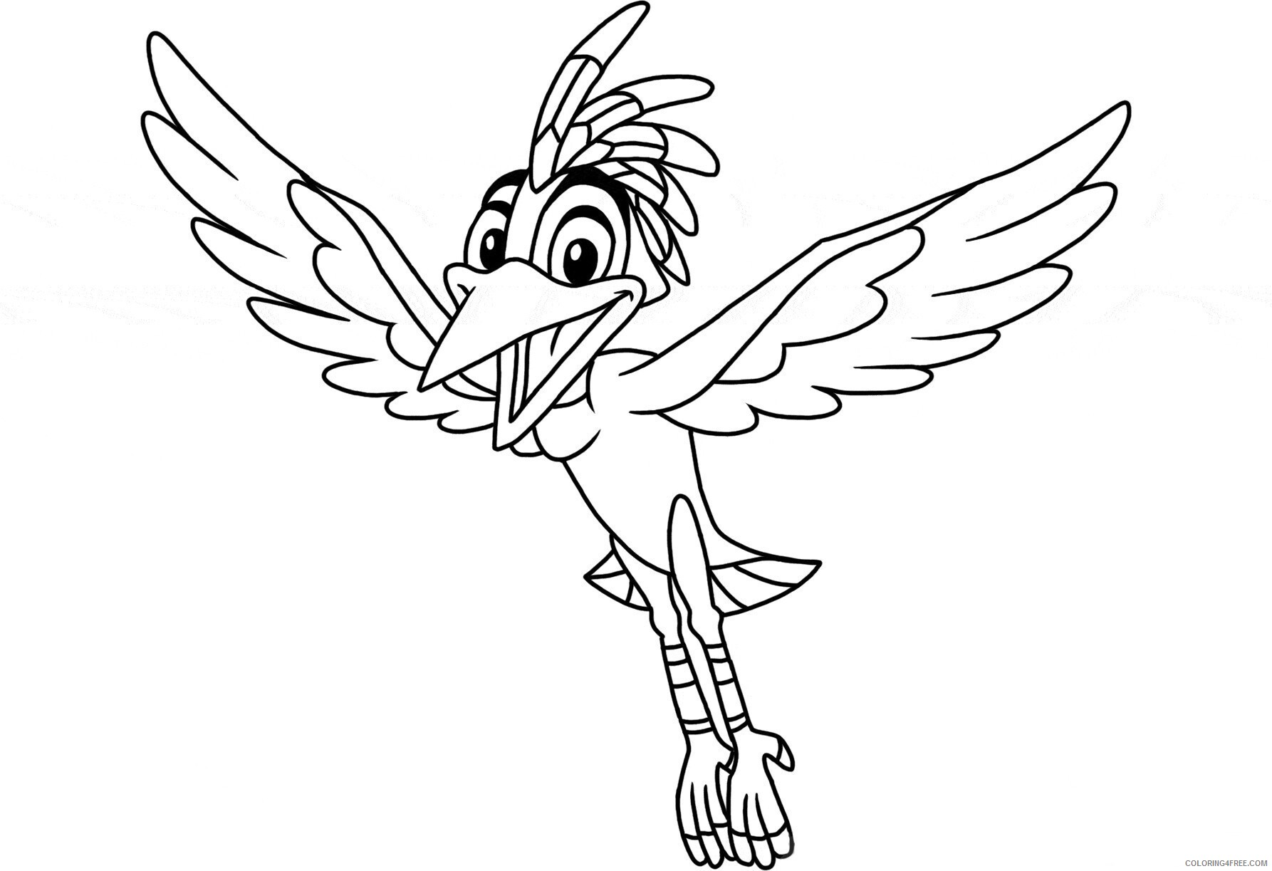 The Lion Guard Coloring Pages TV Film Free Lion Guard 1 Printable 2020 09094 Coloring4free