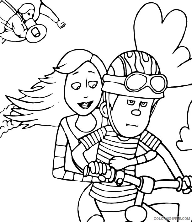 The Lorax Coloring Pages TV Film The Lorax Sheets Free Printable 2020 09342 Coloring4free