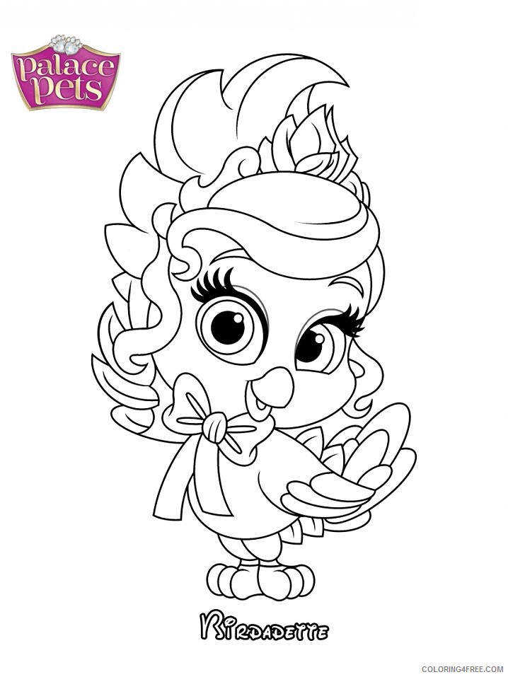 Whisker Haven Tales With The Palace Pets Coloring Pages TV Film 2020 11295  Coloring4free - Coloring4Free.com