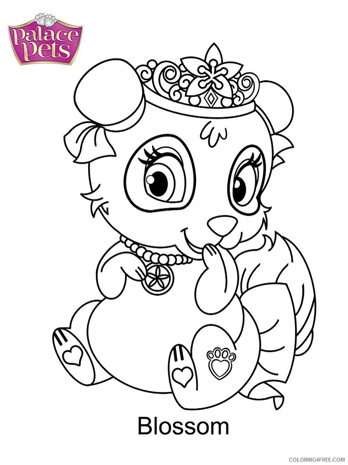 Whisker Haven Tales With The Palace Pets Coloring Pages TV Film 2020 11298  Coloring4free - Coloring4Free.com