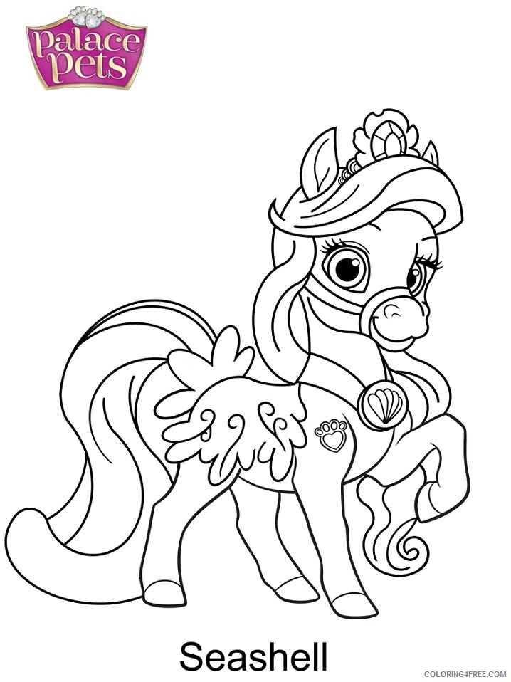 Whisker Haven Tales With The Palace Pets Coloring Pages TV Film 2020 11310  Coloring4free - Coloring4Free.com