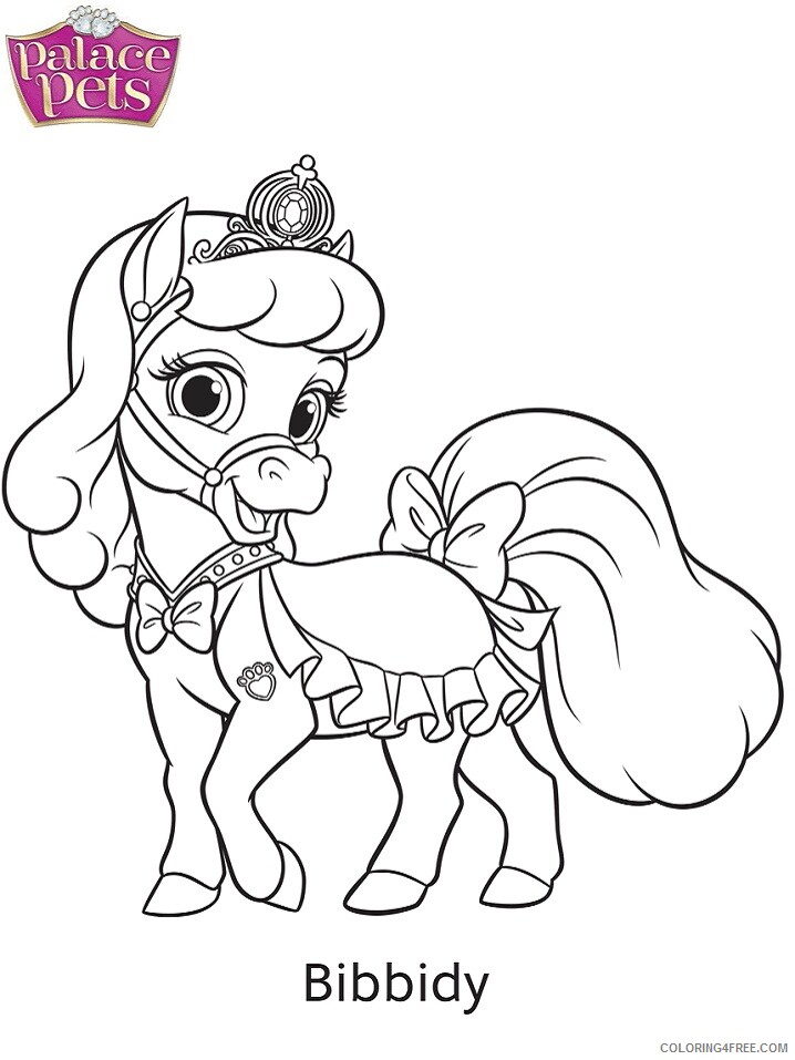 Whisker Haven Tales With The Palace Pets Coloring Pages TV Film 2020 11318  Coloring4free - Coloring4Free.com