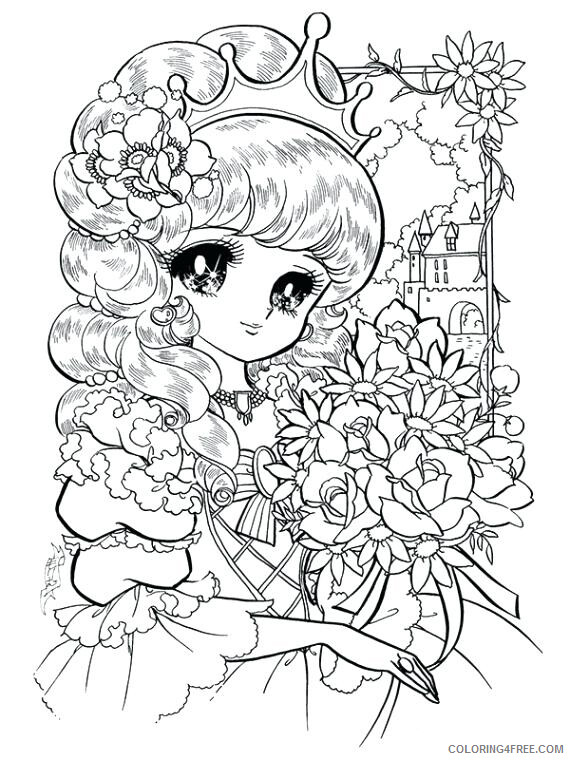 Adult Coloring Pages Free for Adults and Teens Printable 2020 029 Coloring4free