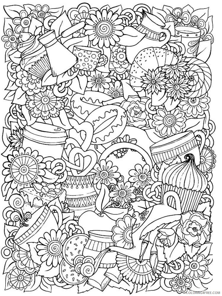 Adult to Print Coloring Pages adult to print 19 Printable 2020 476 Coloring4free