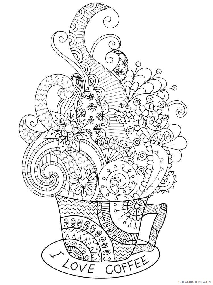 Adult to Print Coloring Pages adult to print 23 Printable 2020 480 Coloring4free