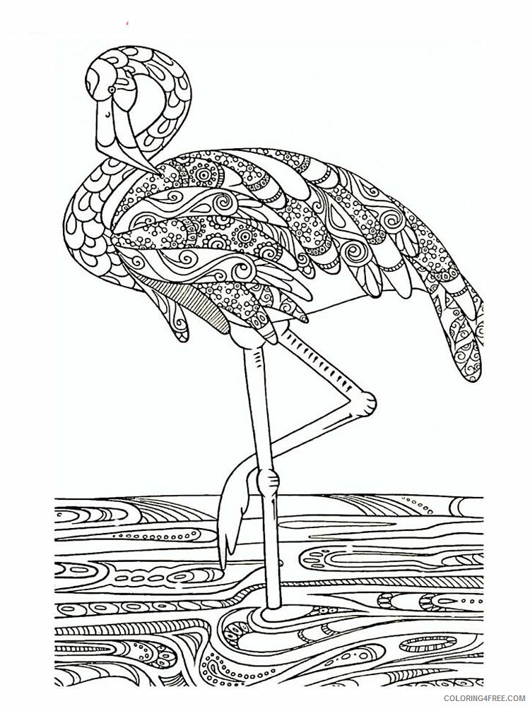 Anti Stress Coloring Pages Adult adult anti stress 19 Printable 2020 090 Coloring4free
