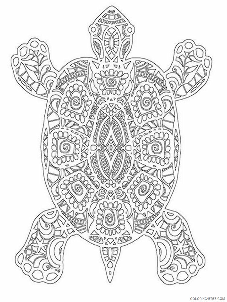 Anti Stress Coloring Pages Adult adult anti stress 38 Printable 2020 107 Coloring4free