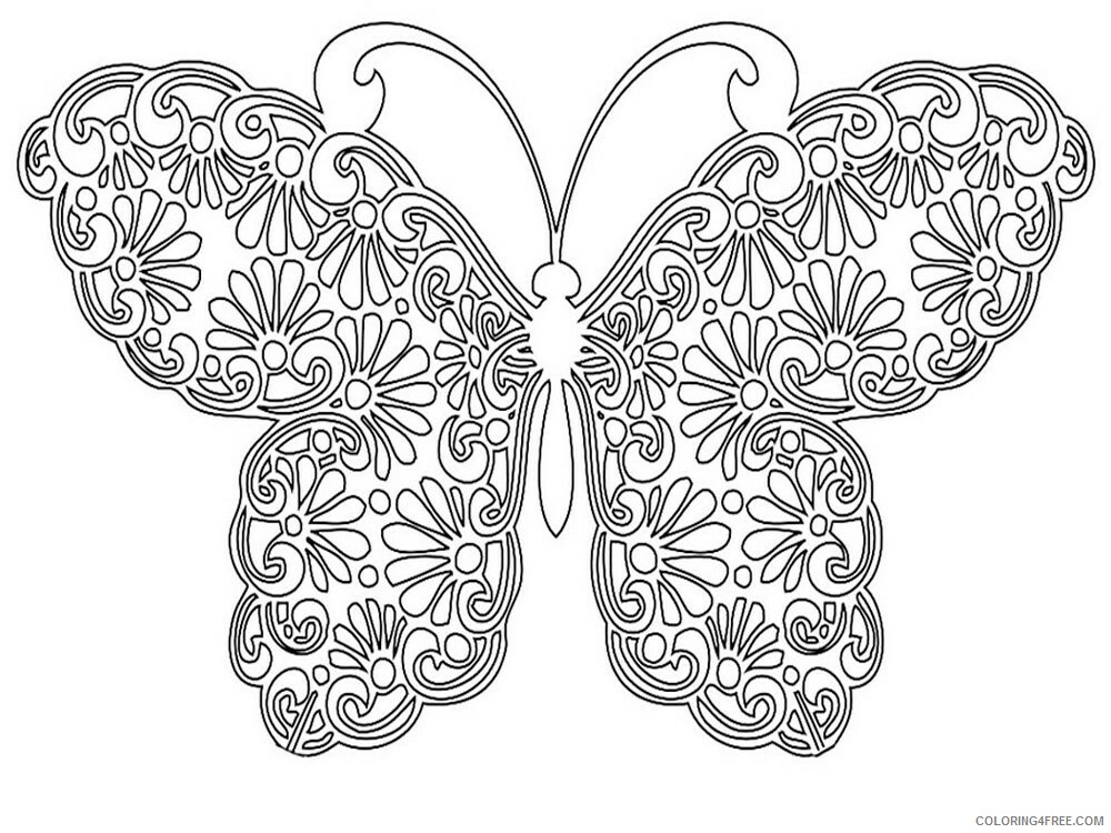 Anti Stress Coloring Pages Adult adult anti stress 43 Printable 2020 109 Coloring4free