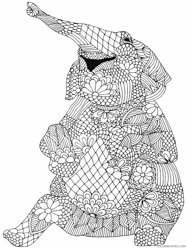 Anti Stress Coloring Pages Adult adult anti stress 47 Printable 2020 112 Coloring4free
