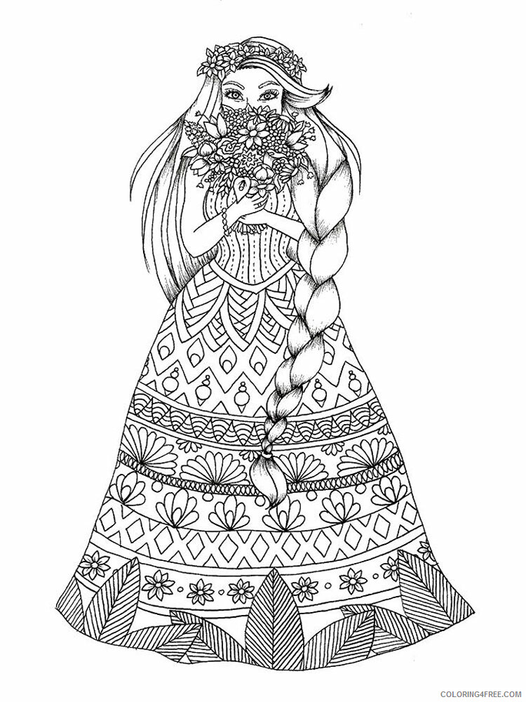 Anti Stress Coloring Pages Adult adult anti stress 48 Printable 2020 113 Coloring4free