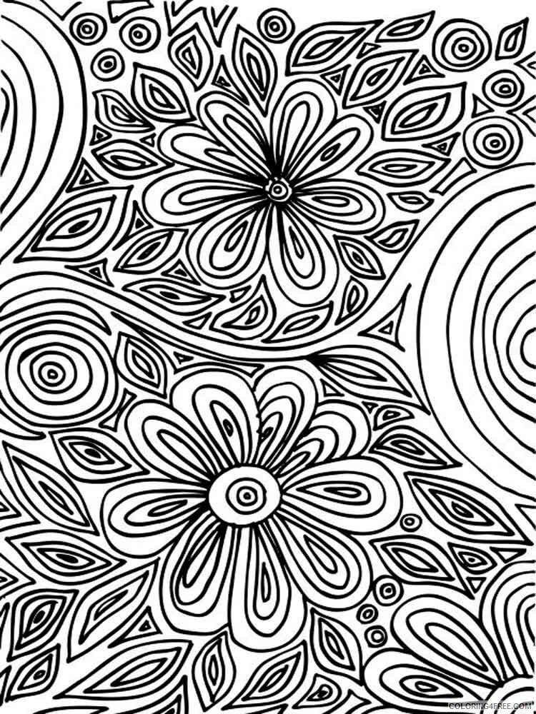 Art Therapy Coloring Sheets Robertdee.org