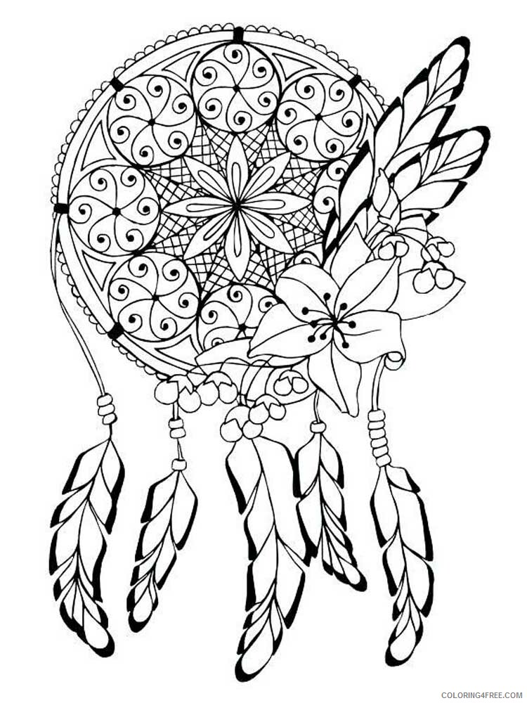 Complex Coloring Pages Adult complex for teens and adults 14 Printable 2020 210 Coloring4free