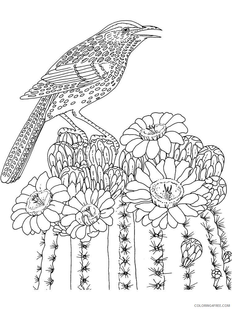 Difficult Coloring Pages Adult difficult for adults 4 Printable 2020 312 Coloring4free