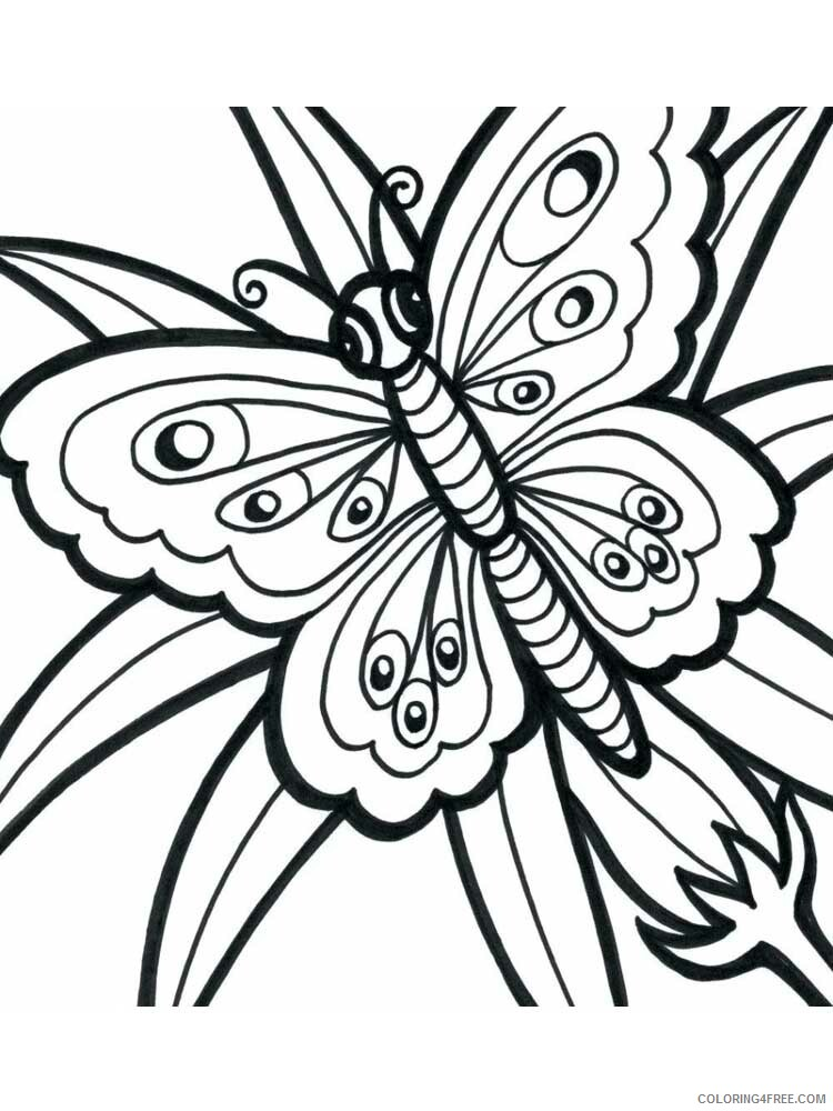 Easy For Adults Coloring Pages Easy For Adults 11 Printable 2020 586  Coloring4free - Coloring4Free.com