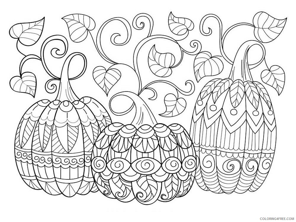 Easy for Adults Coloring Pages easy for adults 18 Printable 2020 593 Coloring4free