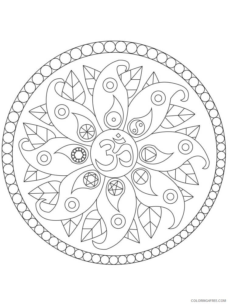 Easy For Adults Coloring Pages Easy For Adults 22 Printable 2020 597 Coloring4free Coloring4free Com