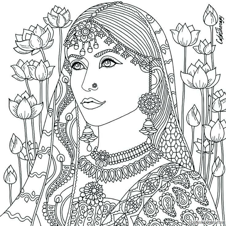 Funny Adult Coloring Pages for Adults Printable 2020 624 Coloring4free
