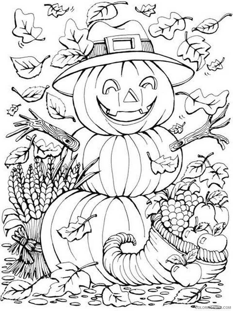 Halloween for Adults Coloring Pages halloween for adults 5 Printable 2020 637 Coloring4free