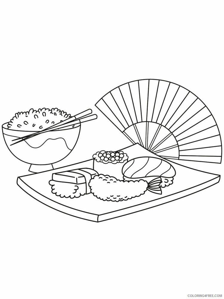Japan Coloring Pages Countries Of The World Educational Printable 2020 531 Coloring4free Coloring4free Com