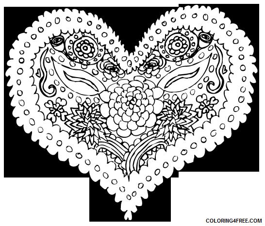 Mandala Coloring Pages Adult mandala 6 Printable 2020 555 Coloring4free