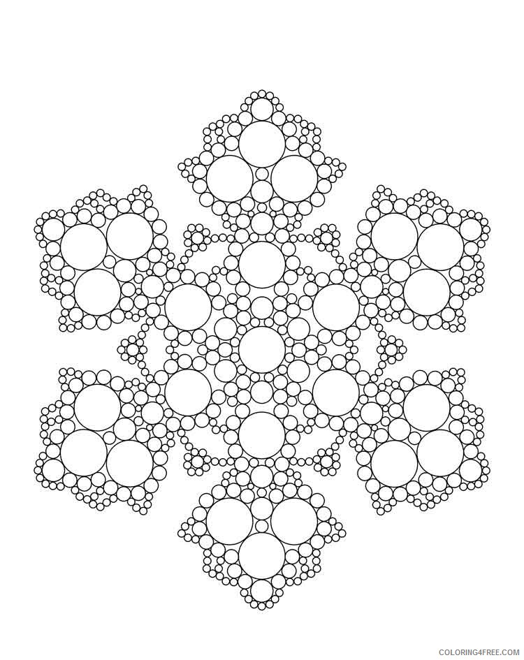 Mandala Coloring Pages Adult mandala adult 36 Printable 2020 585 Coloring4free