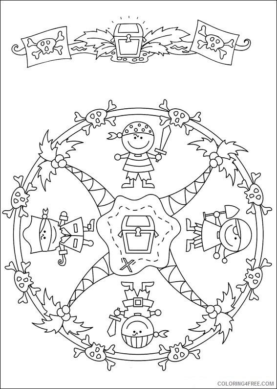 Mandala Coloring Pages Adult mandala designs for kids Printable 2020 615 Coloring4free