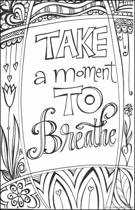 Teens Coloring Pages Adult Print Free For Teens Printable 2020 875  Coloring4free - Coloring4Free.com