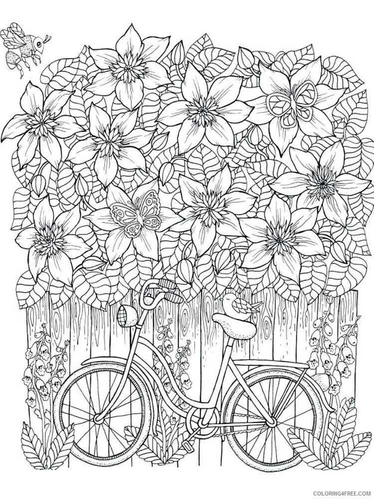 Teens Coloring Pages Adult For Teens 3 Printable 2020 852 Coloring4free -  Coloring4Free.com