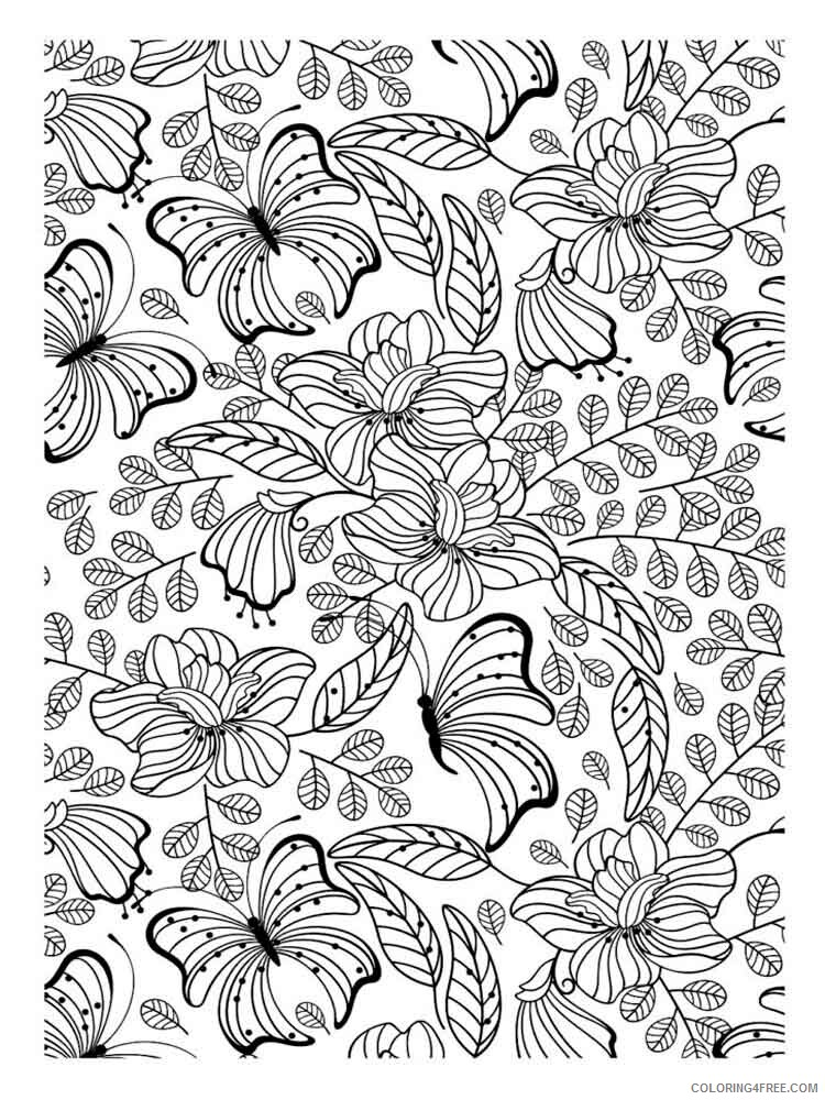 Therapy Coloring Pages Adult Therapy Adult 11 Printable 2020 885  Coloring4free - Coloring4Free.com