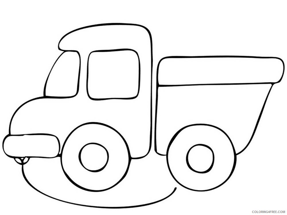 3 Year Old Coloring Pages for Kids 3Year Old 11 Printable 2021 003 Coloring4free