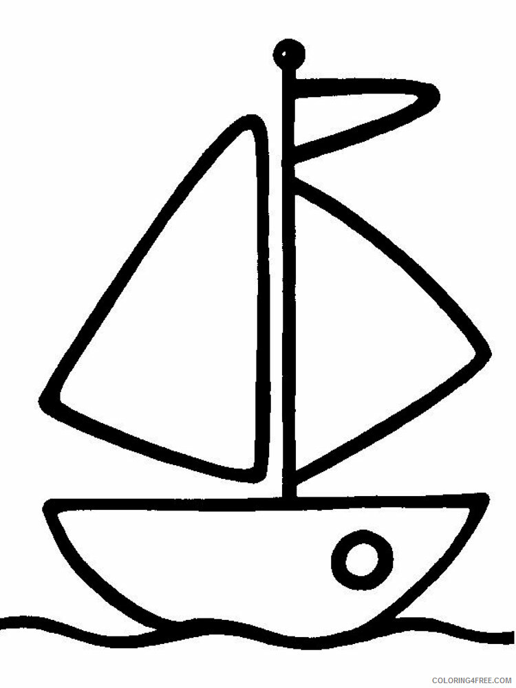 3 Year Old Coloring Pages for Kids 3Year Old 7 Printable 2021 016 Coloring4free