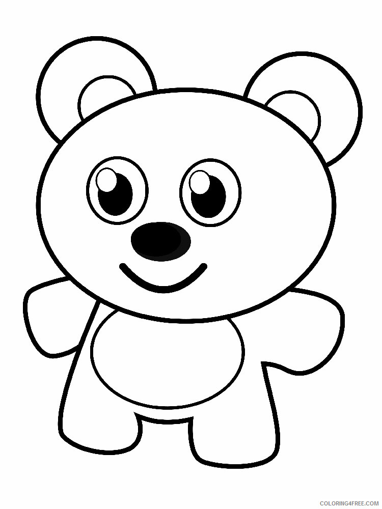 4 Year Old Coloring Pages For Kids 4Year Old 18 Printable 2021 026  Coloring4free - Coloring4Free.com