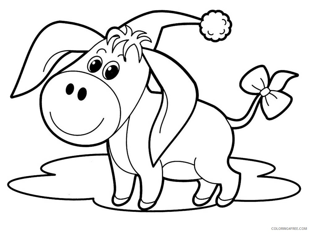 4 Year Old Coloring Pages For Kids 4Year Old 23 Printable 2021 032  Coloring4free - Coloring4Free.com
