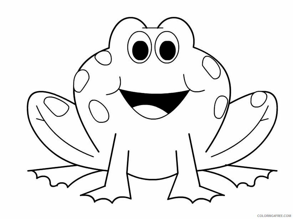 4 Year Old Coloring Pages for Kids 4Year Old 7 Printable 2021 038 Coloring4free