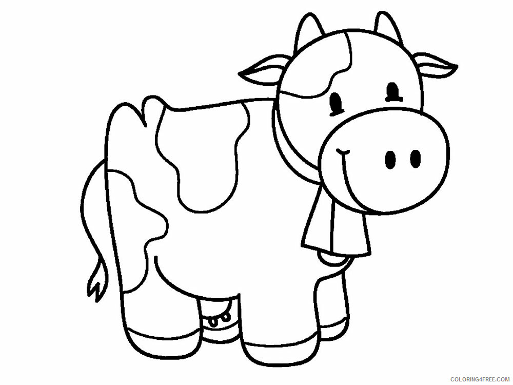 4 Year Old Coloring Pages For Kids 4Year Old 8 Printable 2021 039  Coloring4free - Coloring4Free.com