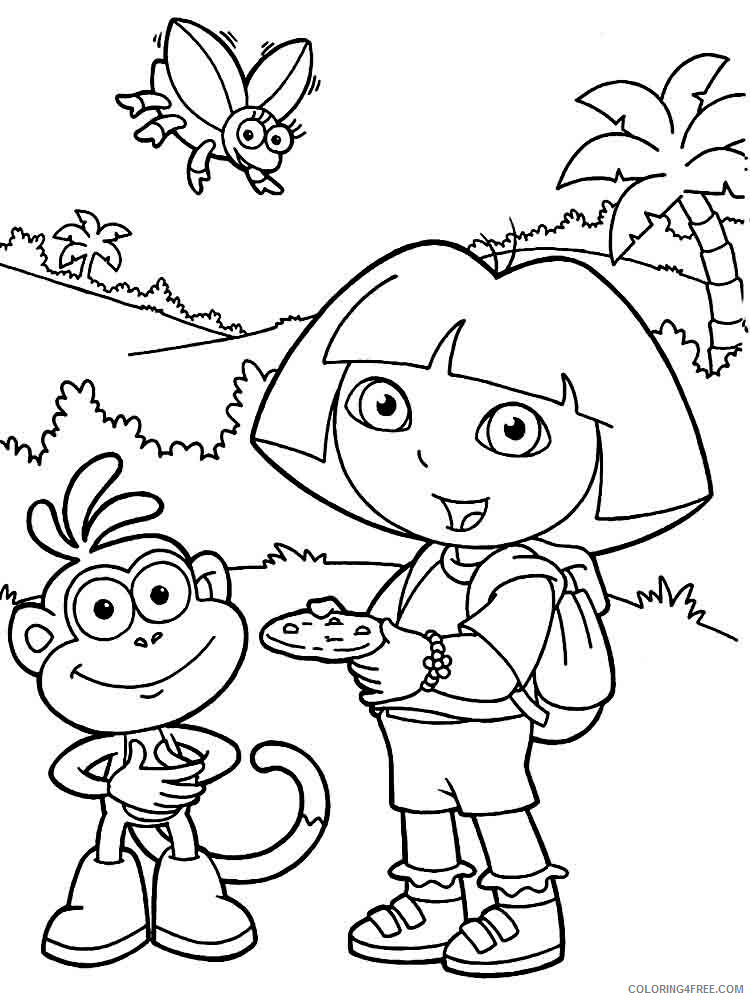 5 Year Old Coloring Pages For Kids 5Year Old 12 Printable 2021 044  Coloring4free - Coloring4Free.com