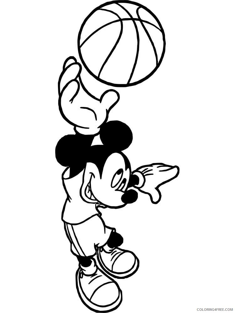 Ball Coloring Pages for Kids ball 11 Printable 2021 003 Coloring4free