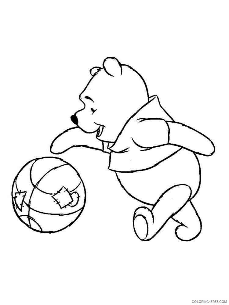 Ball Coloring Pages for Kids ball 12 Printable 2021 004 Coloring4free