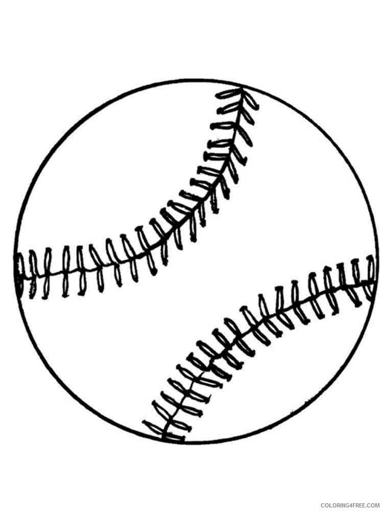 Ball Coloring Pages for Kids ball 15 Printable 2021 007 Coloring4free