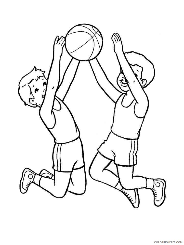 Ball Coloring Pages for Kids ball 16 Printable 2021 008 Coloring4free