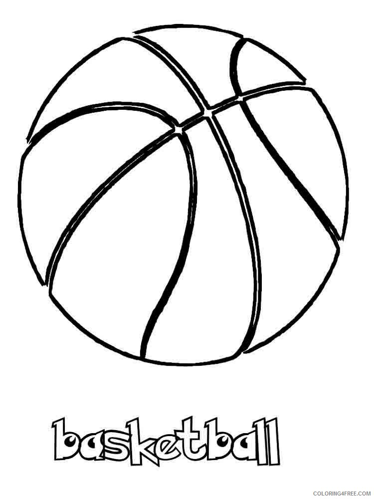 Ball Coloring Pages for Kids ball 20 Printable 2021 013 Coloring4free