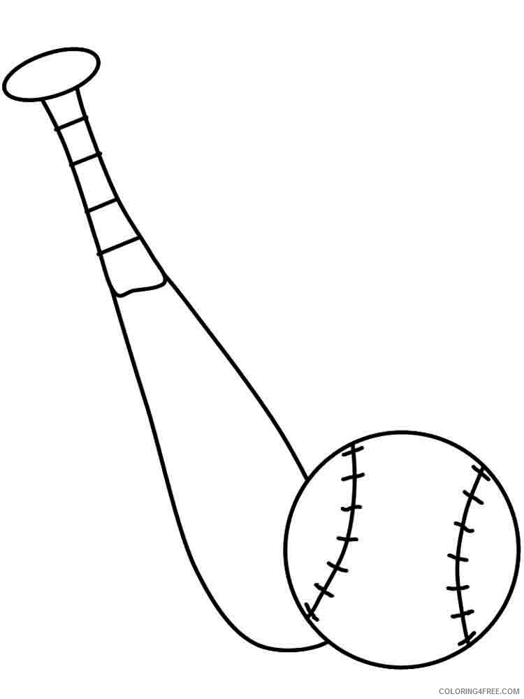 Ball Coloring Pages for Kids ball 21 Printable 2021 014 Coloring4free
