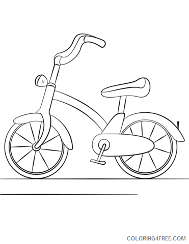 Bicycle Coloring Pages for Kids 1527239488_bicycle Printable 2021 044 Coloring4free